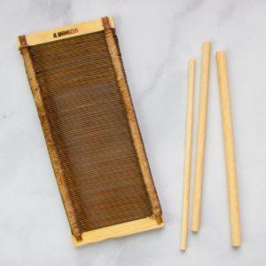 Wooden Garganelli Pasta Comb - Al Marangoun