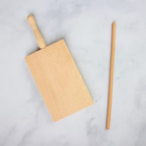 Wooden Gnocchi Board - QB Cucina