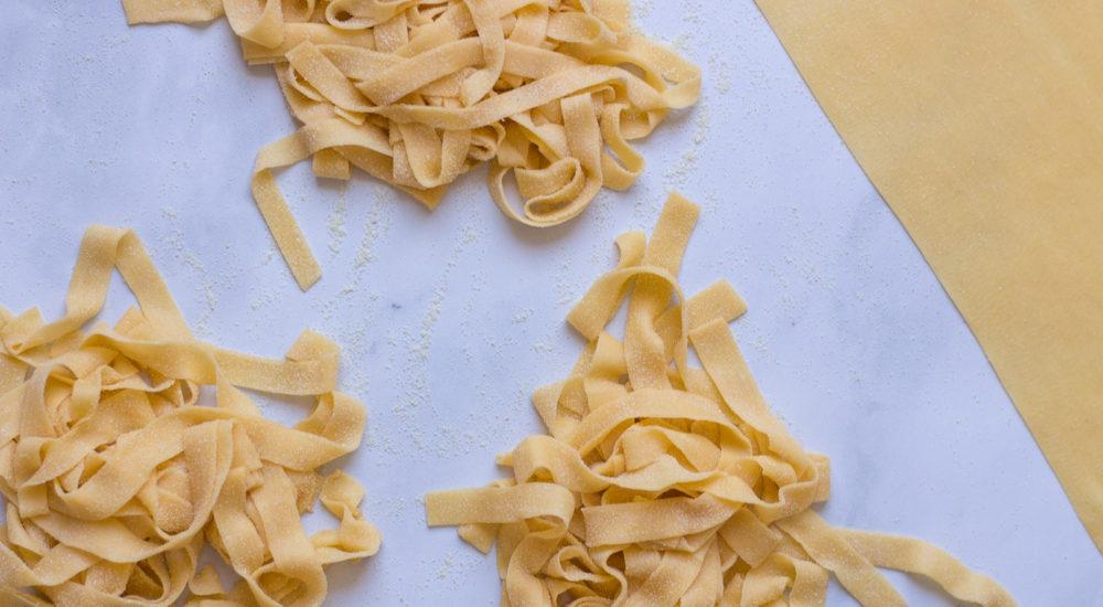 How to Make Tagliatelle - q.b. cucina-5