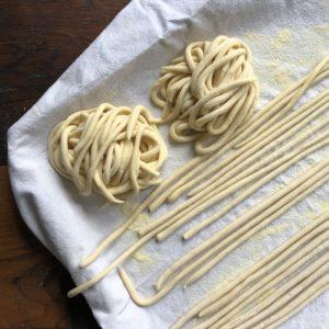 pici pasta - qb cucina