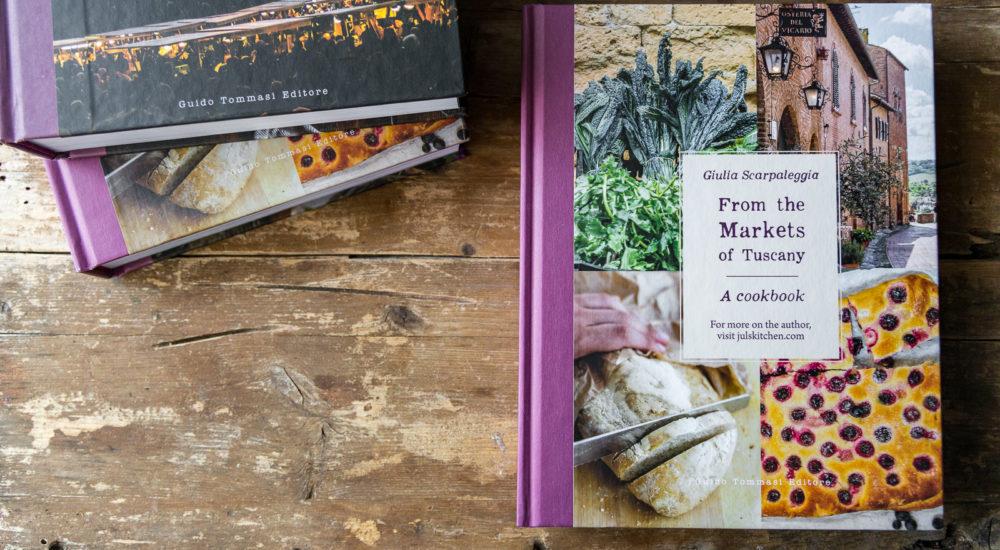 Markets of Tuscany Cookbook