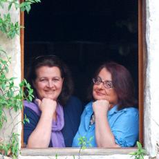 Toscana Mia Paola and Simonetta de' Mari