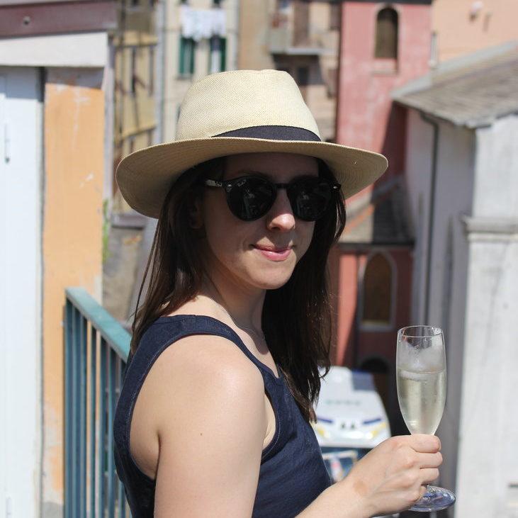 Julia Yesberg - Julia Eats Italy