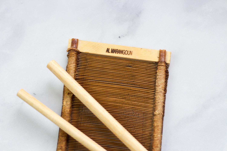 traditional pasta comb by Al Marangoun