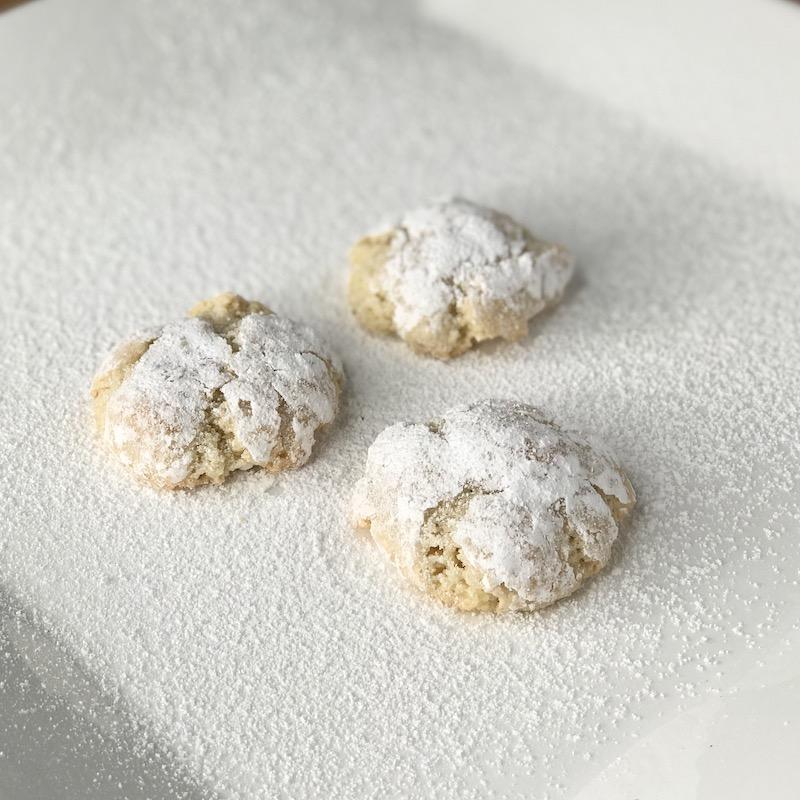 Amaretti Morbidi - Deborah Dal Fovo - q.b cucina