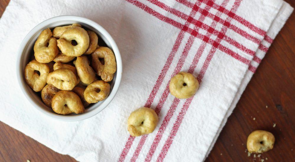 Taralli recipe - q.b. cucina