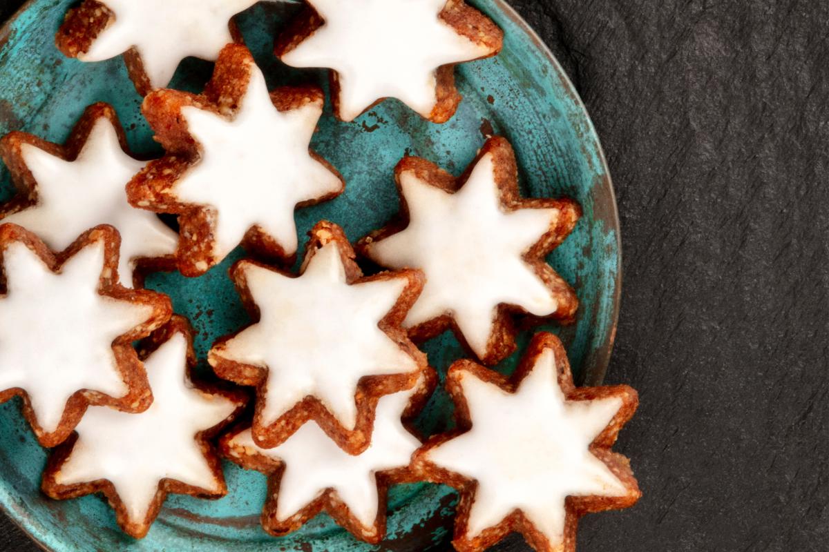 Zimsterne Cookies - Kelly Leonardini - q.b. cucina