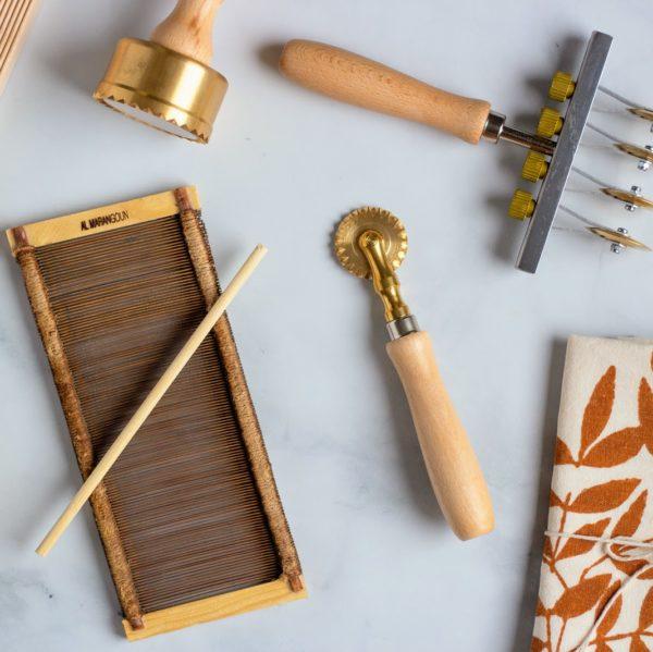 Artisanal Italian pasta tools and wares by q.b. cucina