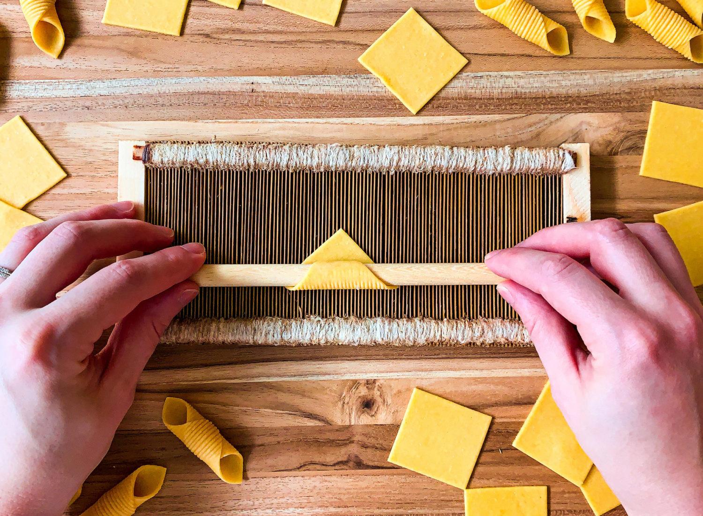 Garganelli Board Pasta Social Club q.b. cucina