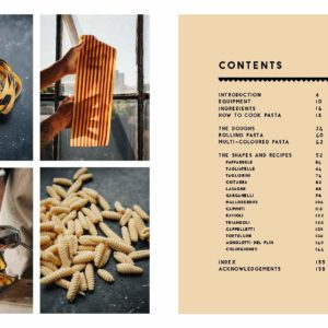 The Pasta Man Cookbook