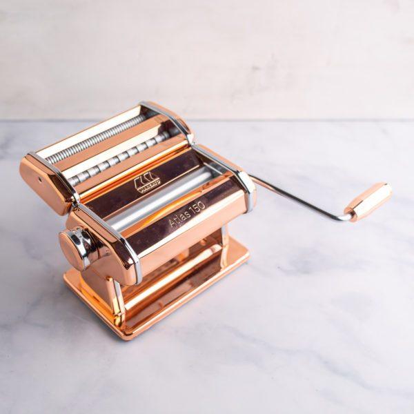 Atlas 150 Marcato Pasta Machine Copper Color