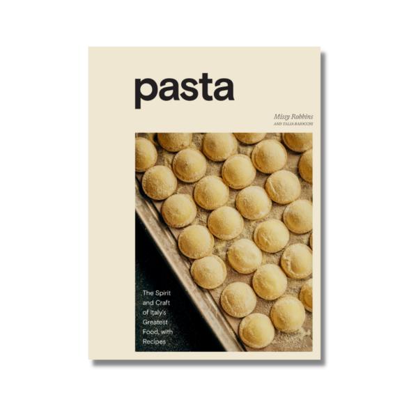 Pasta cookbook by Missy Robbins